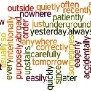 Прислівника в англійській мові: образ дії у вас «на гачку»!