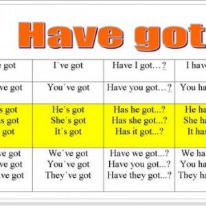 Дієслово to have в англійській мові: значення і функції