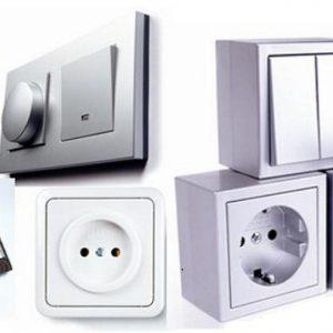 Електрофурнітура — критерії вибору безпечних розеток і вимикачів