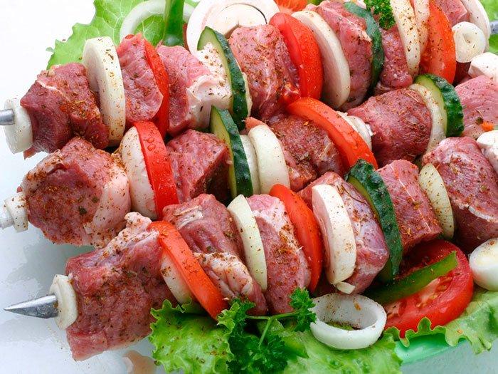 М'ясо для шашлику: секрети приготування