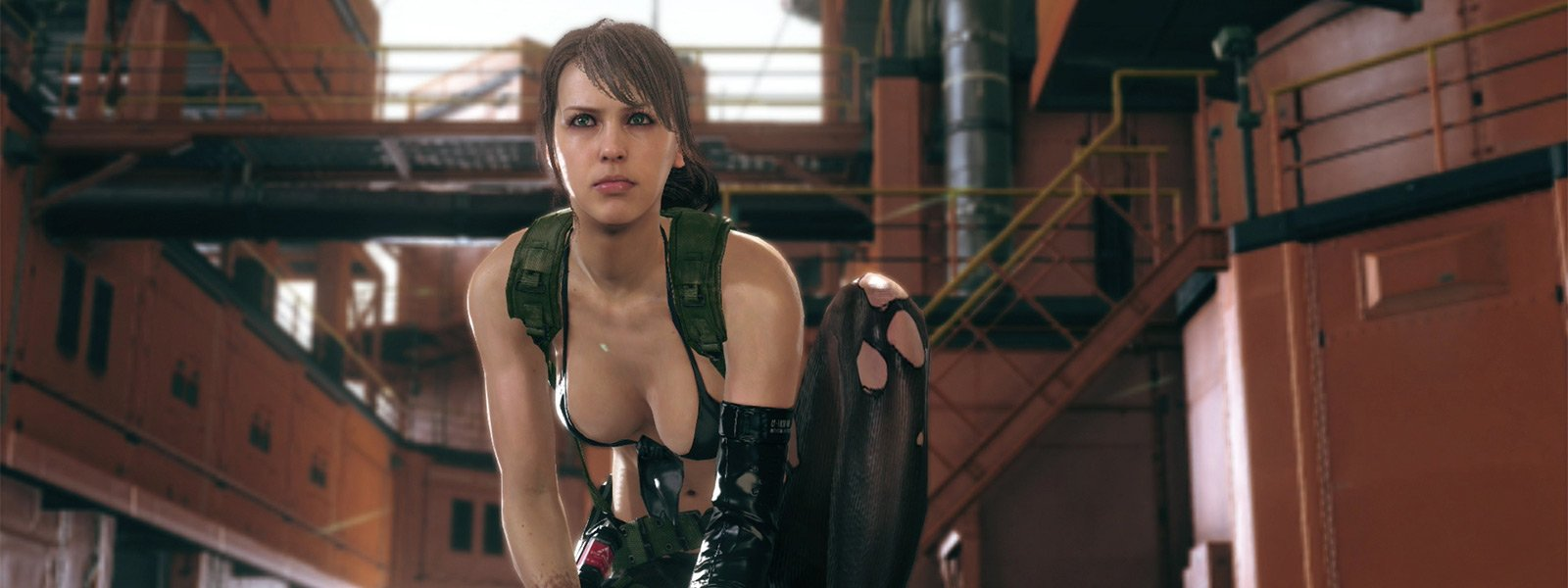 Metal Gear Solid 5: Як переманити Тихоню на свою сторону і брати її на завдання Корисні поради