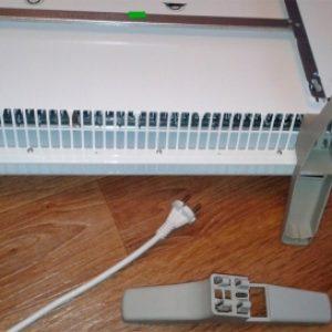 Основні види електричних конвекторів опалення