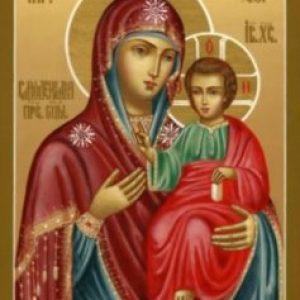 Сонник Ікона Божої Матері з немовлям бачити уві сні до чого сниться?