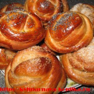 Рецепт смачних булочок