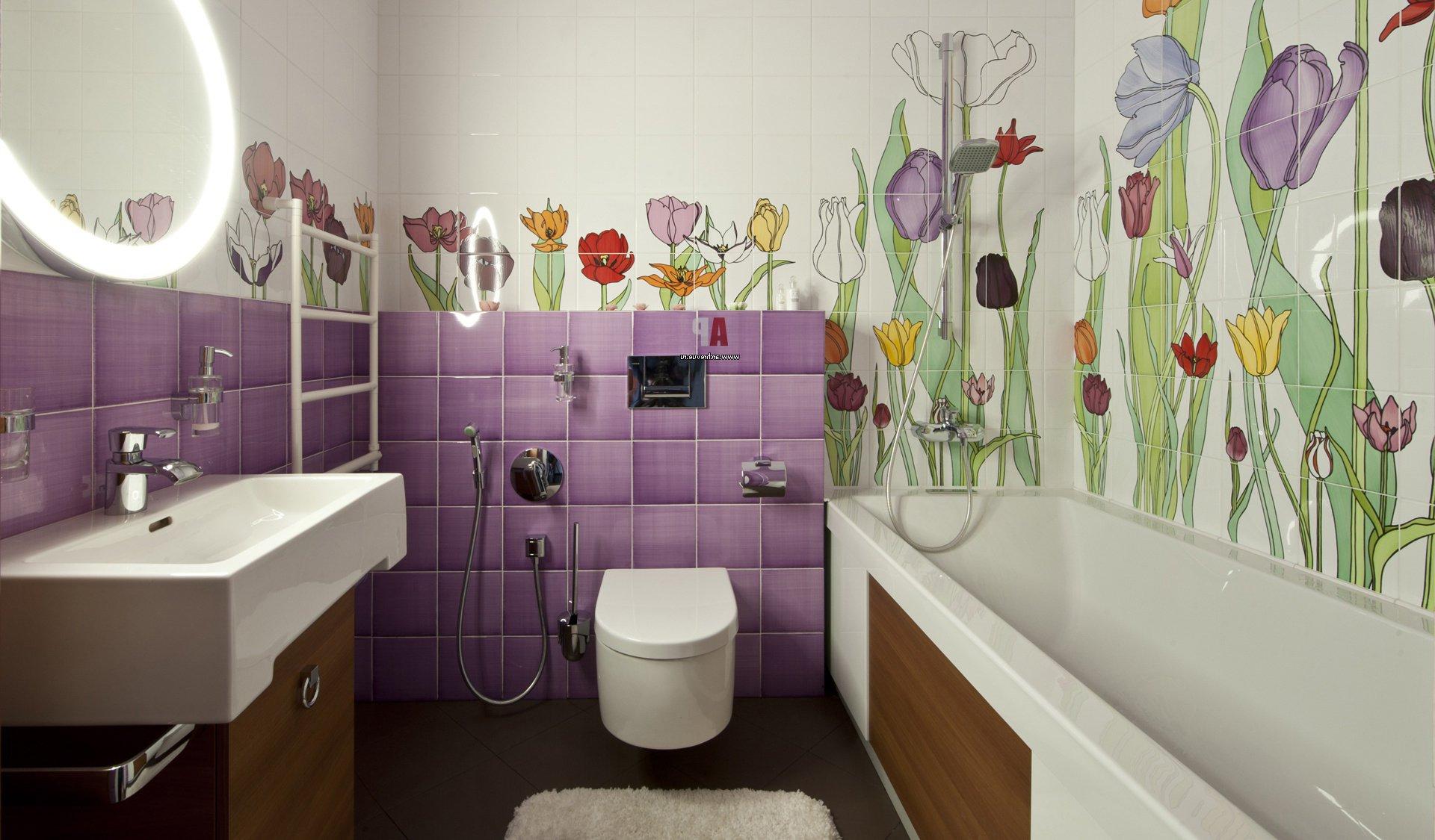 Идеи для небольшой ванной фото
