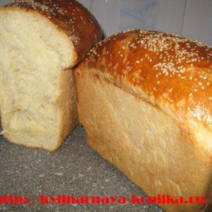 Рецепт домашнього хліба в духовці. Домашній хліб в хлібопічці