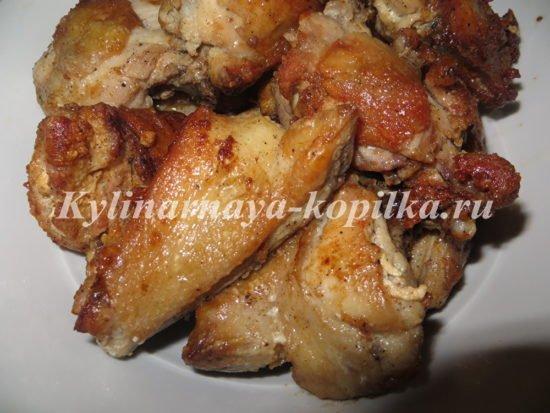 Приготовить куриное бедро вкусно с фото