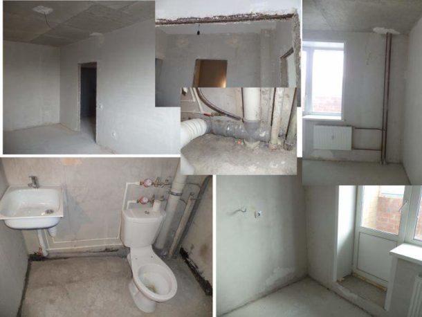 Пошаговый ремонт квартиры в новостройке своими руками 171