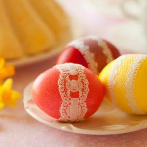 Коли фарбувати яйця на Великдень 2017