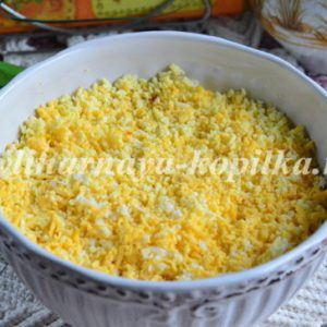 Як приготувати салат Мімоза: покроковий рецепт з фото