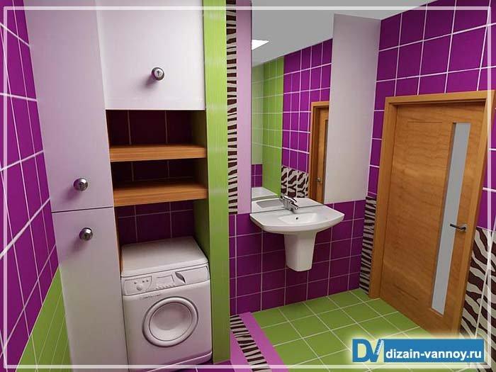 Как сделать из совместной ванны и туалета 194