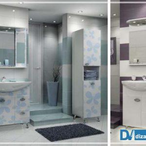 Розміщення меблів у ванній кімнаті: варіанти розміщення