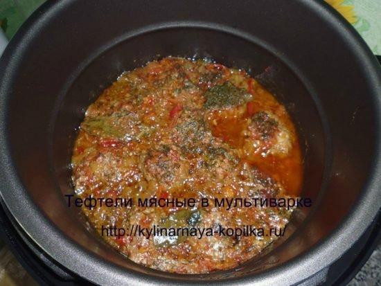 рецепт вкусных котлет из мясного фарша с подливкой рецепт