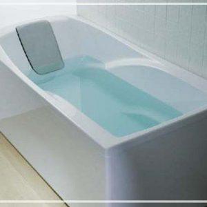 Скільки у ванні літрів води і обчислення обсягу в різних ванних