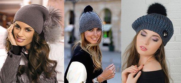 Модні шапки осінь-зима 2017 – 2018. Тенденції 47f90497f26c8
