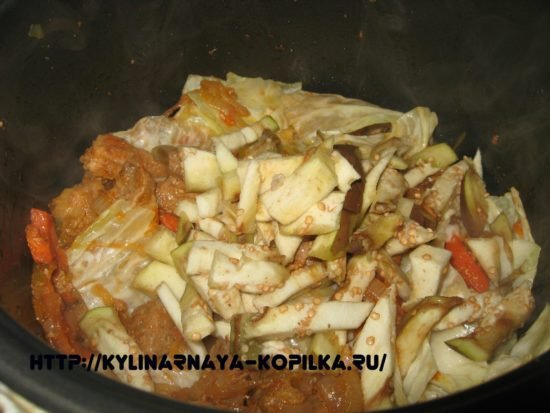 Тушеное мясо в скороварке рецепты фото