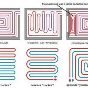 Ремонт теплої підлоги, правила проведення робіт з урахуванням поломки