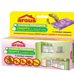 Клейові будиночки від тарганів Аргус: застосування і їх переваги