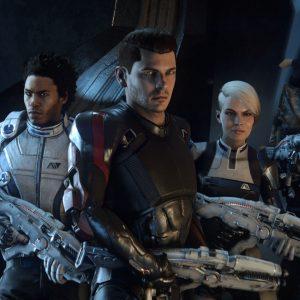 Рішення різних проблем і помилок в Mass Effect Andromeda