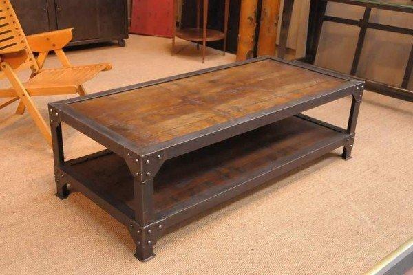 Мебель из металла своими руками