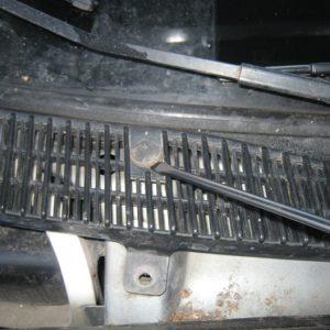 Заміна салонного фільтра на автомобілі Лада Калина