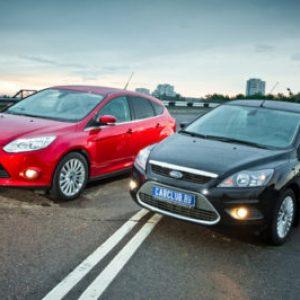 Який автомобіль краще: Фокус 2 або Фокус 3