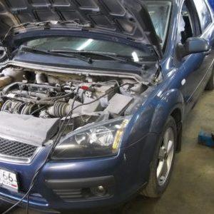 Причини загоряння лампочки акумулятора Форд Фокус 2 на приладовій панелі