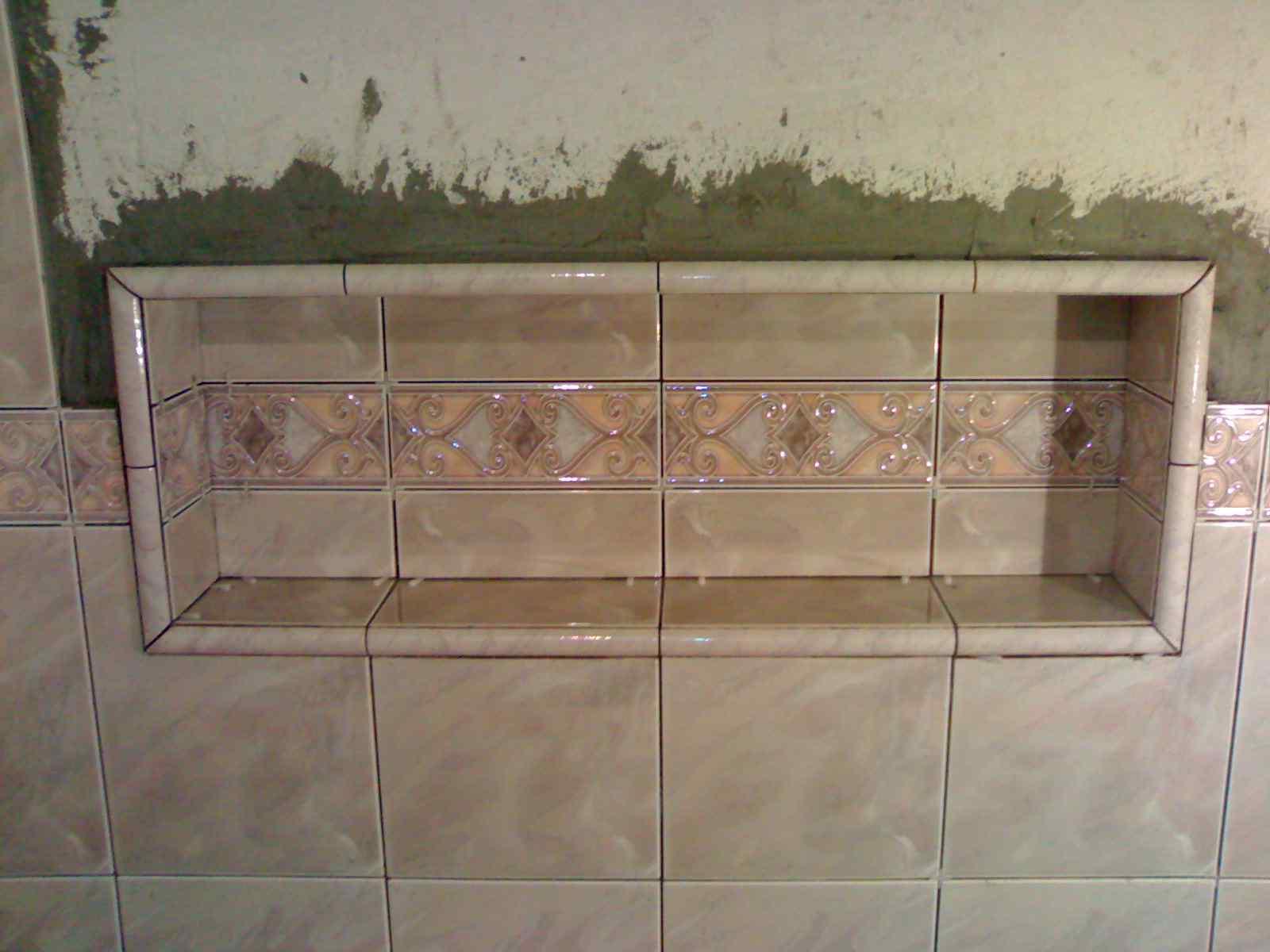 Полки для ванной комнаты своими руками из гипсокартона 886