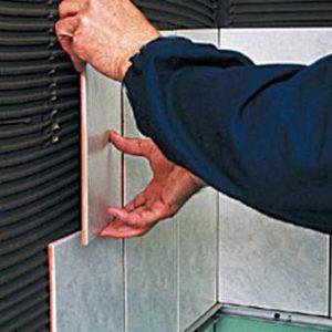 Як приклеїти кахельну плитку на гіпсокартон