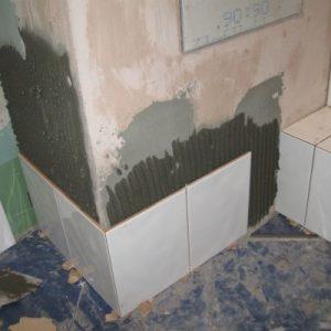 Укладання плитки на гіпсокартон в ваннои