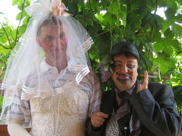 Веселый сценарий на второй день свадьбы прикольный