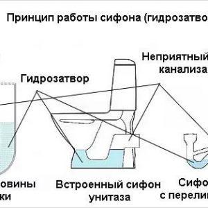 Як зібрати сифон для ванни, які будуть потрібні інструменти