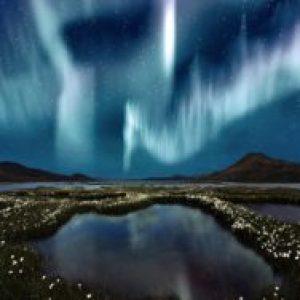 Сонник Північне Сяйво на небі у сні бачити до чого сниться?