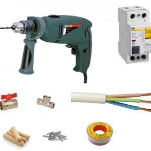 Як підключити проточний водонагрівач, необхідні інструменти