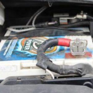 Процедура зняття акумулятора Форда Фокус 3