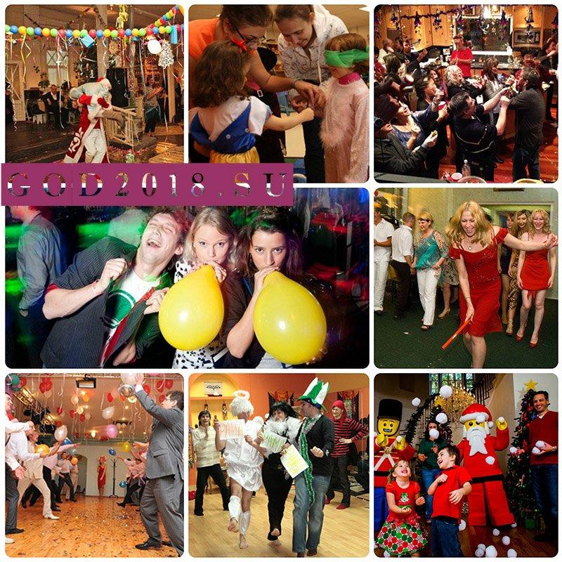 Сценария празднования нового года для взрослых