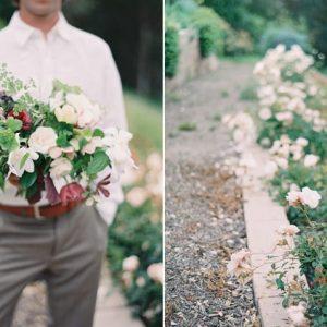 Весільний букет в стилі прованс: фото та ідеї оформлення
