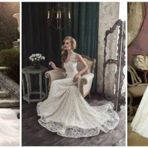 Весільні сукні зі шлейфом: фото та ідеї фасонів