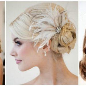Прикраси для весільної зачіски: їх види та особливості застосування