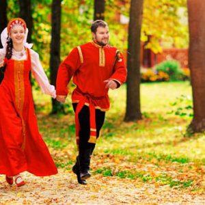 Червоне весільне плаття: приклади з фото