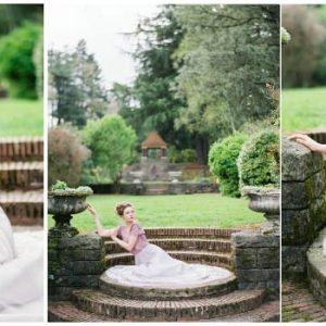 Весільна сукня в стилі прованс: його особливості та ідеї моделей