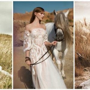 Весільна сукня в стилі рустик: як підібрати
