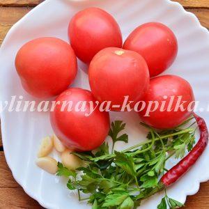 Малосольні помідори: рецепт швидкого приготування в каструлі
