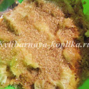 Рулет з яблуками: рецепт з фото покроково в духовці