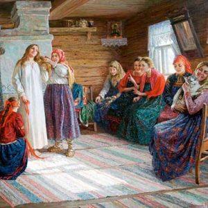 Російська весілля: історія звичаїв і сучасність