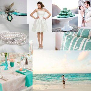 Весілля в стилі Тіффані: фото та ідеї оформлення