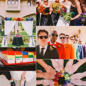 Весілля в стилі стиляги: фото, ідеї оформлення