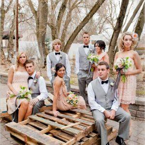 Весілля в стилі вінтаж: особливості створення антуражу
