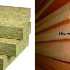 Піноплекс або мінвата що краще: порівняння теплоізоляції