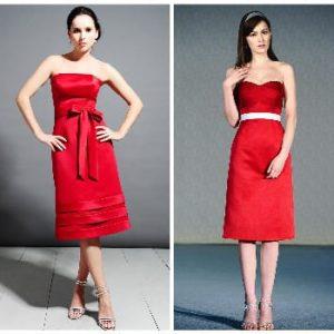 Червона сукня на весілля до подруги: вимоги до вбрання та ідеї фасонів